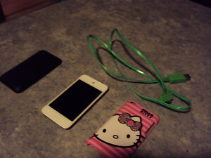 Ipod touch 4 16G - Blanc