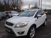FORD KUGA TITANIUM TDCI AWD 2011 Diesel Automatic in White