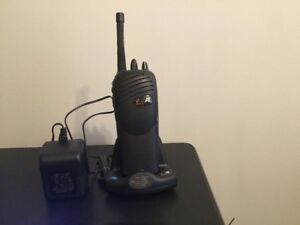 3 Handheld Radio's with Battery and Charger