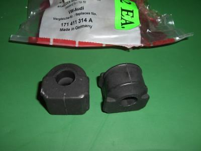 Vw Mk1 Rabbit Jetta Cabriolet Outer Sway Bar Bushings