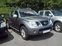 2015 NISSAN NAVARA TEKNA 2.5dCi AUTOMATIC 4X4 TURBO DIESEL PICK UP TRUCK