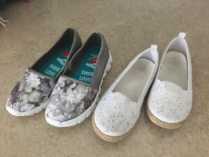 Gymboree and sketchers shoes sizes 1&1.5/2