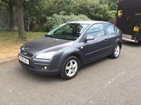 2005 Ford Focus titanium 1.6✅long mot✅bargain