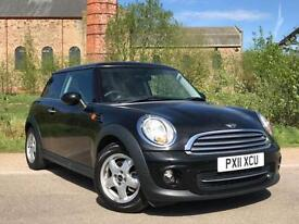 2011 11 MINI HATCH COOPER 1.6 COOPER EXCELLENT FINANCE RATES AVAILABLE