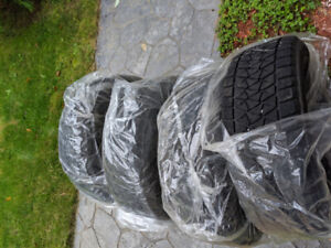 Bridgestone Blizzak DM-V2 winter tires for sale