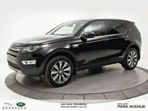 2016 Land Rover Discovery Sport HSE LUXURY  NOUVEL ARRIVAGE