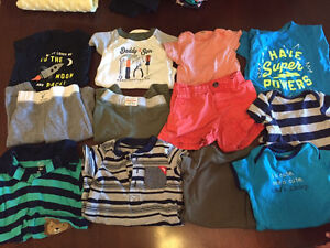 Assorted Lots of Boys Clothes NB-12mo