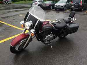 Honda Shadow VT 1100 AERO 1999