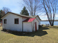 AFFORDABLE WATERFRONT COTTAGE ON WILBER LAKE