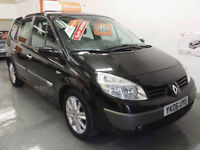 2006 RENAULT SCENIC GRANDE 1.9 DCI 130 DYNAMIQUE - TURBO DIESEL 7 SEATER