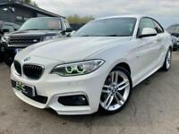 2017 BMW 218d M Sport ( 150bhp ) Auto **Stunning Condition - Full History**