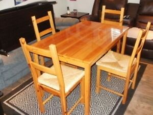 5 Piece Ikea Dining Set