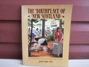 The Birthplace of New Scotland--History of Pictou County--1995