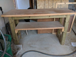 Work bench -Heavy duty -- Brampton