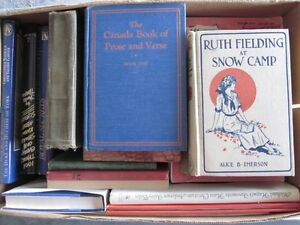 Variety of books for sale