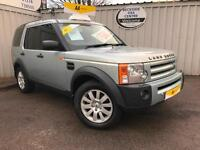 Land Rover Discovery 3 2.7TD V6 auto 2006MY SE 4X4