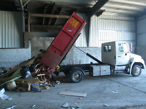 Shannonville Bin Rentals by Load-N-Lift Disposal Belleville Belleville Area image 4