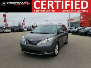 2014 Toyota Sienna XLE 7-PasS AWD|POWER LIFTGATE|HOMELINK|PARK S