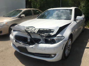 2012 BMW 528Xi just in for parts at Pic N Save!