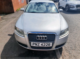 For sale Audi A6 2006 2.0tdi MOT 21.9.2021