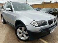 2005 BMW X3 2.5i SE Auto 4WD 5dr SUV Petrol Automatic