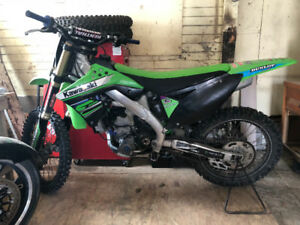 2012 kx250f fuel injected-cash or trade