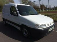 1999 Citroen Berlingo 1.9D 800LX COMPLETE WITH M.O.T AND WARRANTY