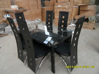 7pcs Dining Set Only $399.00 Lowest Prices Guaranteed      Watch