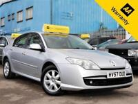 2007 RENAULT LAGUNA 2.0 EXPRESSION 16V 140 BHP+P/X WELCOME+72K MILES+PUSH START!