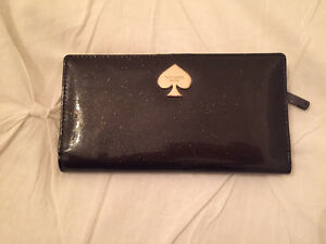 Sparkly Kate Spade Leather Wallet