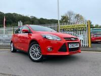 2013 Ford Focus 1.6 Ti-VCT Zetec 5dr Hatchback Petrol Manual