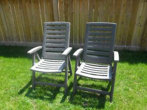 Patio / Balcony Chairs