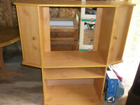 tv cabinet/ can deliver