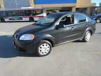 2009 Pontiac Wave,4 Door, Automatic,super gas saver, Certified,