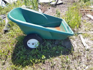 Dump Cart for Lawn Tractor $100 OBO