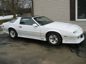 WANTED;  Camaro/Firebird F-body  parts car