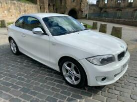 image for 2013 BMW 1 Series 118D EXCLUSIVE EDITION Coupe Diesel Manual