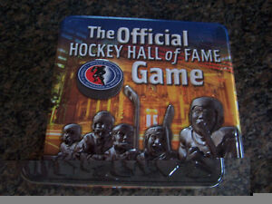Official Hockey Hall of Fame Game (NEW)