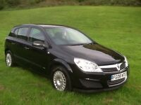 2008 Vauxhall Astra 1.7 Cdti 124k, 1 previous owner