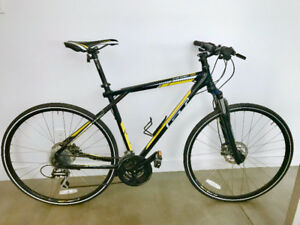 Men's GT Transeo 3.0 Hybrid Bike 2015 Large
