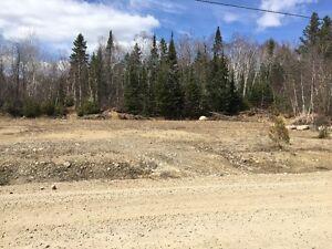 Terrain, St-Donat, Lanaudière, rivière Ouareau
