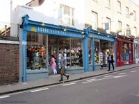 Full Time, Long Term Sales Assistant Required for Cookshop in Richmond . Retail Experience Necessary