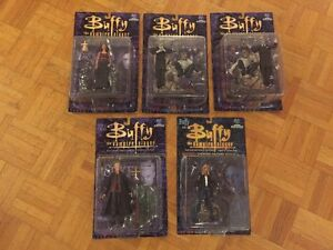 Buffy the Vampire Slayer Moore Action Collectables