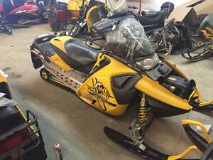 2006 Ski-Doo Renegade X 1000 for Parts
