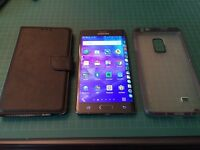 GALAXY NOTE EDGE used less than 2 weeks