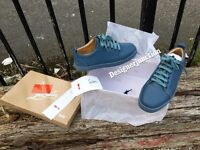 CHRISTIAN LOUBOUTIN MENS LOW TOPS UK SIZE 7/8 AVAILABLE