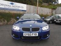 2010 60 BMW 3 SERIES 2.0 320D M SPORT 2D AUTO 181 BHP DIESEL
