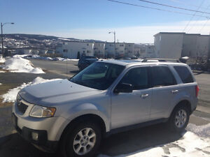 2010 Mazda Tribute Touring SUV, 4 X 4