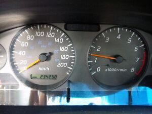 2003 Nissan Sentra Sedan Cambridge Kitchener Area image 7