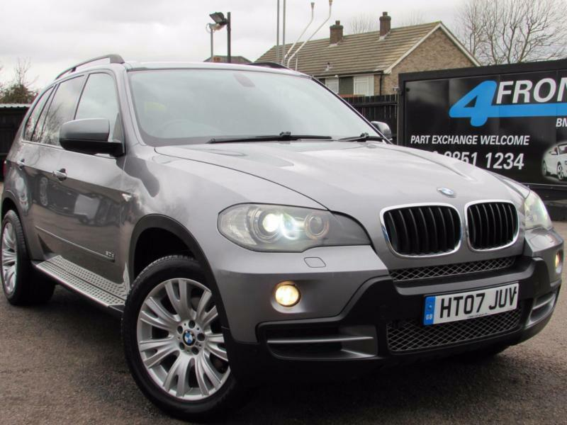 2007 bmw x5 3 0d se 7 seater automatic 4x4 4x4 diesel in eltham london gumtree. Black Bedroom Furniture Sets. Home Design Ideas